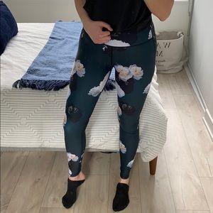 AllFenix Floral Leggings